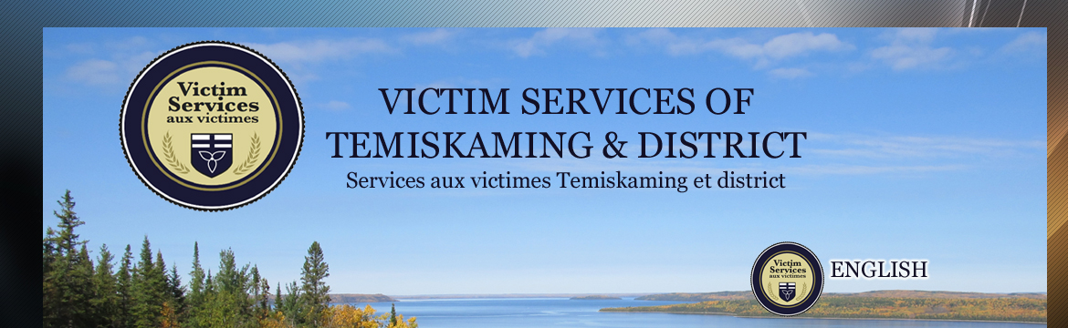 Victim Services of Temiskaming & District English